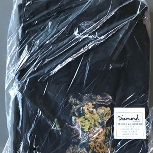 DIAMOND SUPPLY CO. GRIZZLY GRIPTAPE KUSH COLLAB L
